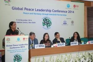 専門部会Ⅵ「平和と調和のための道徳的・革新的リーダーシップ」