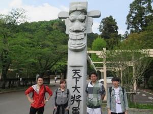 日本の中のコリアを学べる高麗神社