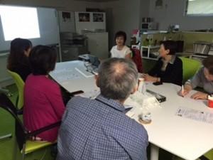 松澤講師によるプレゼンテーション