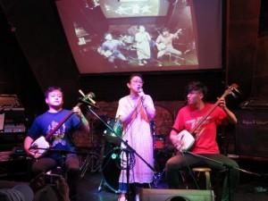 日本を代表する楽器の津軽三味線に、台湾からの学生が加わります
