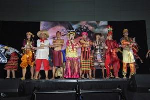 フィリピン政府観光促進委員会による、フィリピン文化紹介