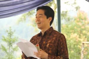後藤亜也代表理事のスピーチ
