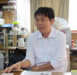 多文化まちづくり工房の早川秀樹代表