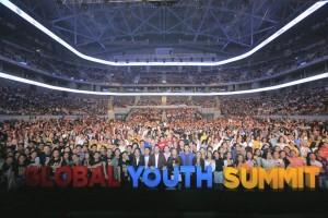 何千人もの学生のリーダーたちがフィリピンで開催されたグローバル青年サミット2019に参加した