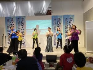 フィリピンからの参加者も会場を賑わせました