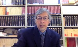 和解と繁栄と平和のモデル形成の大切さを説明